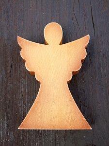 anděl stojící  - 10 cm - 1
