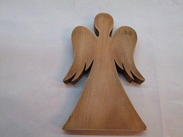 Anděl stojící - 25 cm - 1