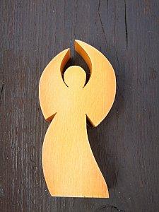 Anděl stojící II - 15 cm - 3