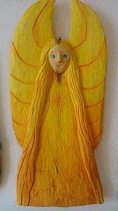 Anděl velký na zeď - 1
