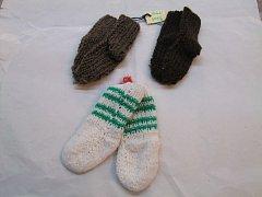 Dětské ponožky - 16 cm