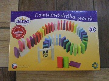 Dominová dráha zvonek - 1