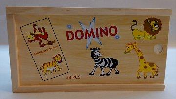 Dřevěné domino - 2
