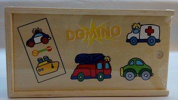 Dřevěné domino - 3