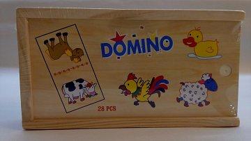 Dřevěné domino - 4
