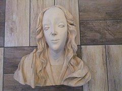 Hlava Madony z Levoče