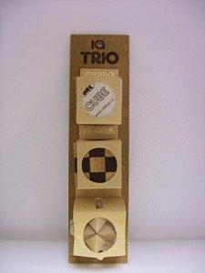Hlavolam IQ TRIO - 1