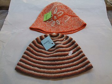 Klobouk pletený - 30 cm - 1