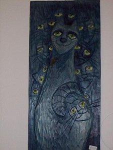 Kočky - 1