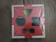 Krabička tvary malá