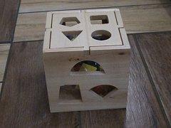 Krabička tvary velké