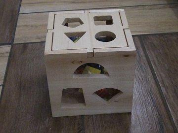 Krabička tvary velké - 1