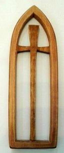 Kříž okénko - 1