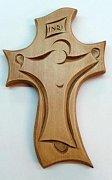Kříž s Ježíšem INRI
