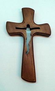 Kříž s výříznutým Ježíšem - 1