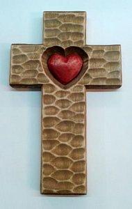 Kříž srdce světlé - 1