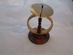 Kruh svícen - 14 cm