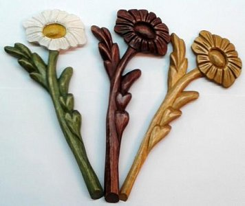 Květina - 20cm - 1