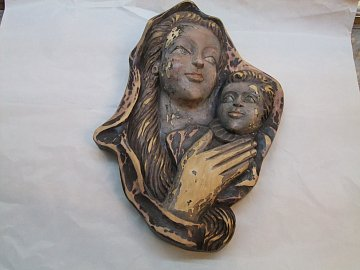 Madona s dítětem - 1