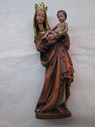 Madona s Ježíškem - 27 cm
