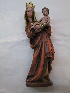 Madona s Ježíškem - 27 cm - 1