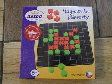 Magnetické piškvorky - 1