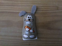 Magnetka Zajíc malý