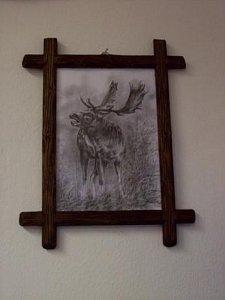 Obraz jelena - 1
