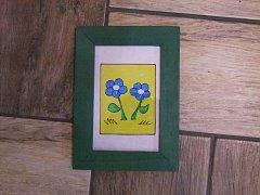 Obrázek kytky