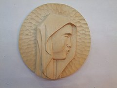 Obrázek Panny Marie