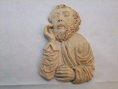 Pan - volná kopie od Mistra Pavla z Levoče