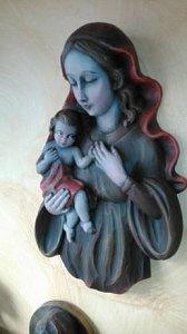 Panna Marie s Ježíškem - 1