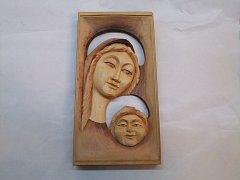 Panna Marie s Ježíškem