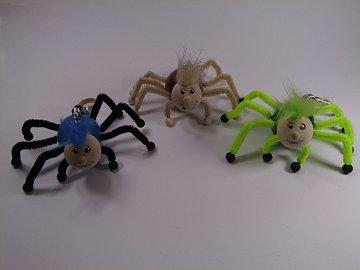 Pavouk na pružině - 1