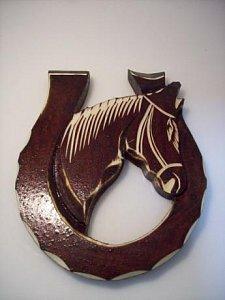 Podkova s koněm - 1