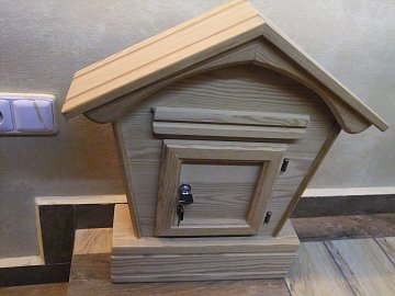 Poštovní schránka  - 1