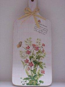 Prkénko dekorace II - 1