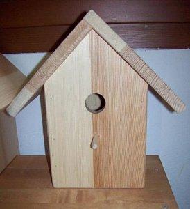 Ptačí budka - 1