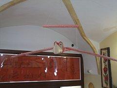 Pták velký růžový