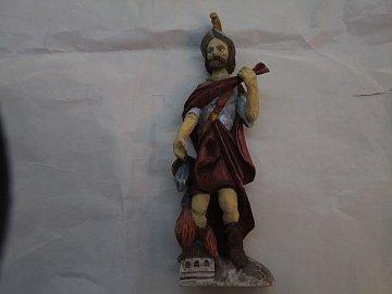Svatý Florián - 27 cm - 1