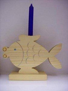 Svícen ryba - 1