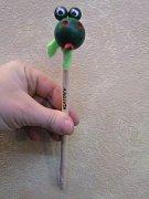 Tužka s dráčkem - 20 cm