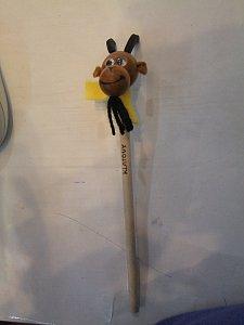 Tužka s kozlem - 20 cm - 1