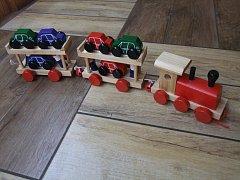 Vlak auta