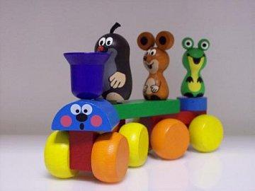 Vlak s krtečkem a jeho kamarády - 1