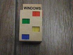 Windows - 6 cm