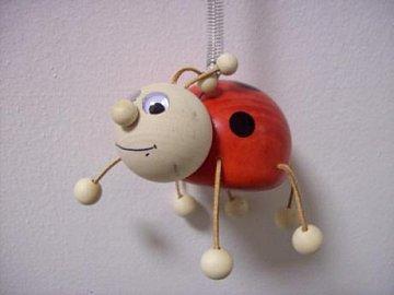 Závěsná hračka - Beruška - 1