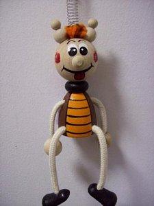 Závěsná hračka - Brouk Pytlík - 1