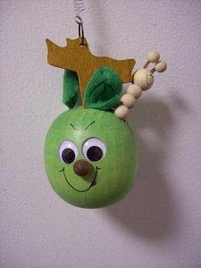 Závěsná hračka - Jablko - 1
