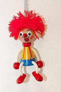 Závěsná hračka - Kluk z plakátu - 1